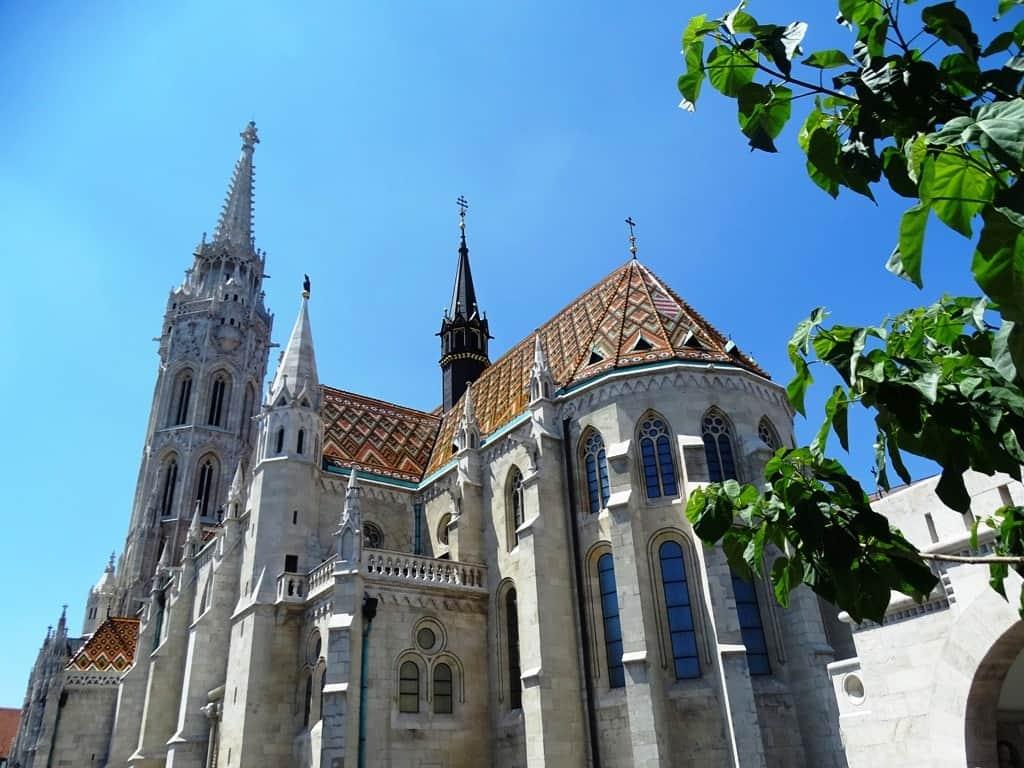 Matthias Church - 3 days in Budapest