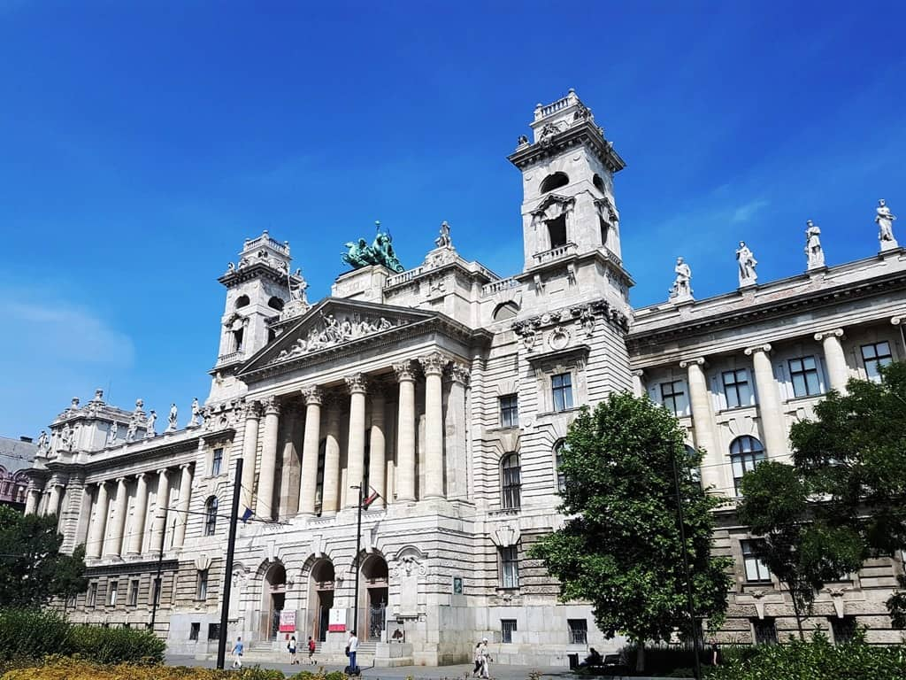 Museum of Ethnography Budapest