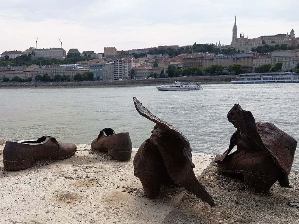 Shoes on the Danube - 3 days in Budapest