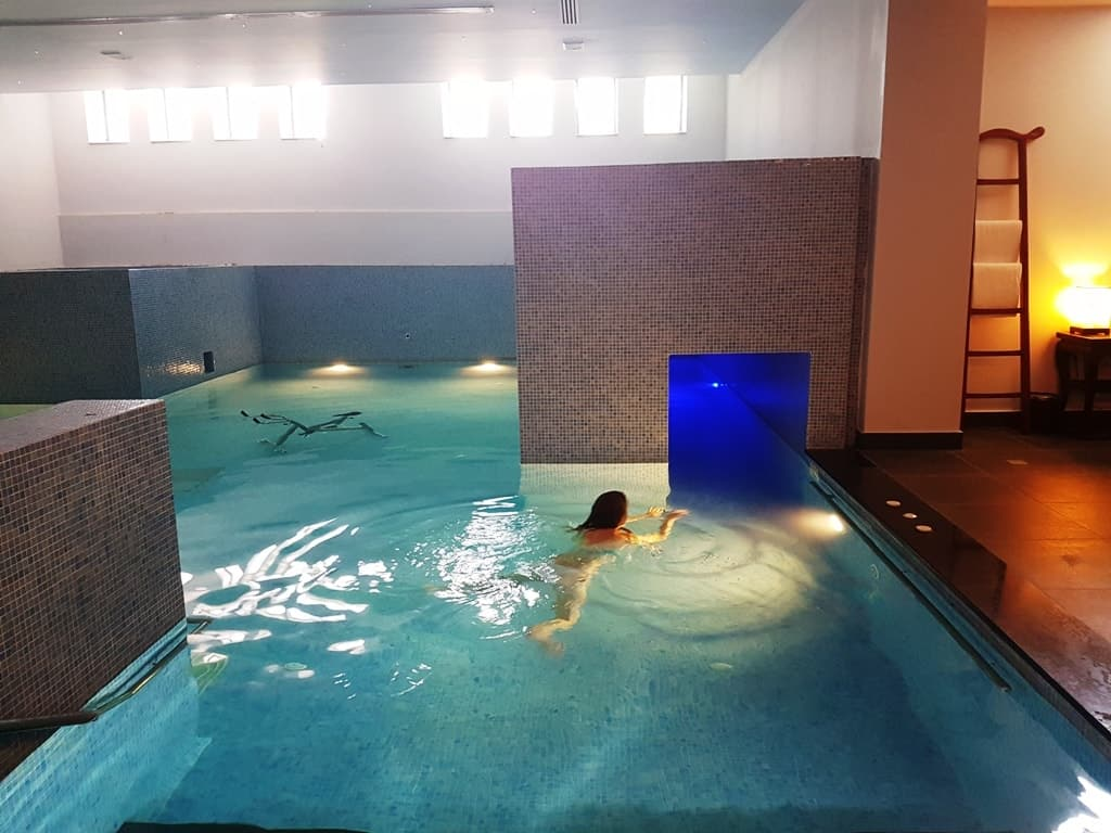 The euphoria rejuvenating spa at the out of the blue for Absolute bliss salon and retreat