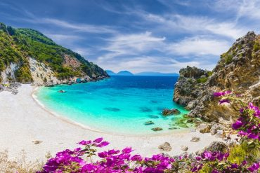 Agiofili Beach - The Best Lefkada Beaches