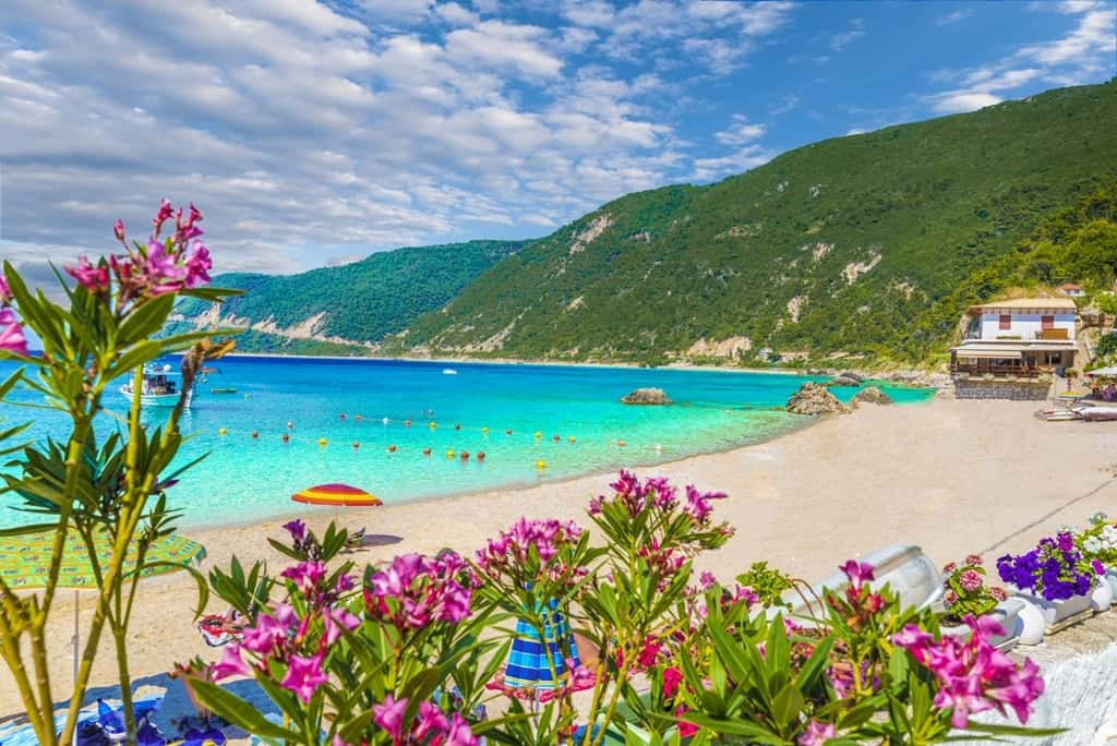 Agios Nikitas Beach - The Best Lefkada Beaches