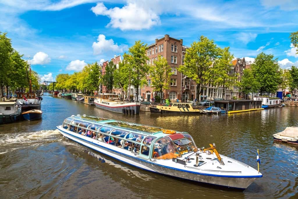 Canals of Amsterdam -Five days in Amsterdam: a guide for first-time visitors