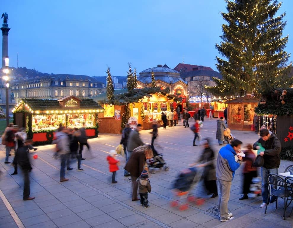 Christmas Market in Stuttgart -The best Christmas Markets in Germany