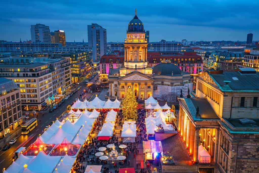 berlin -The best Christmas Markets in Germany