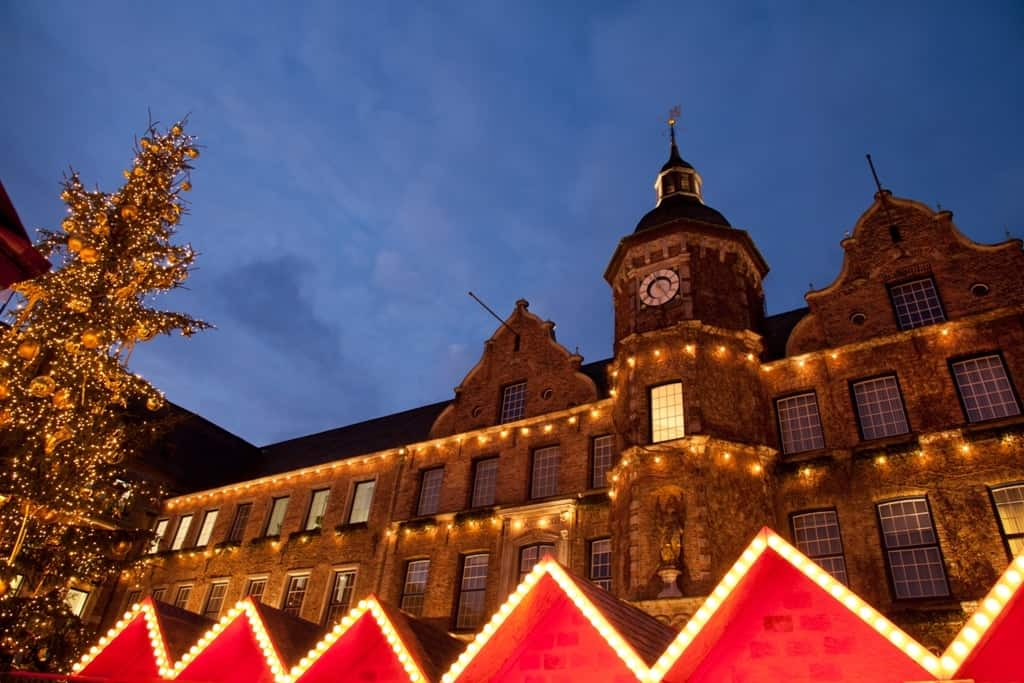 Dusseldorf The best Christmas Markets in Germany