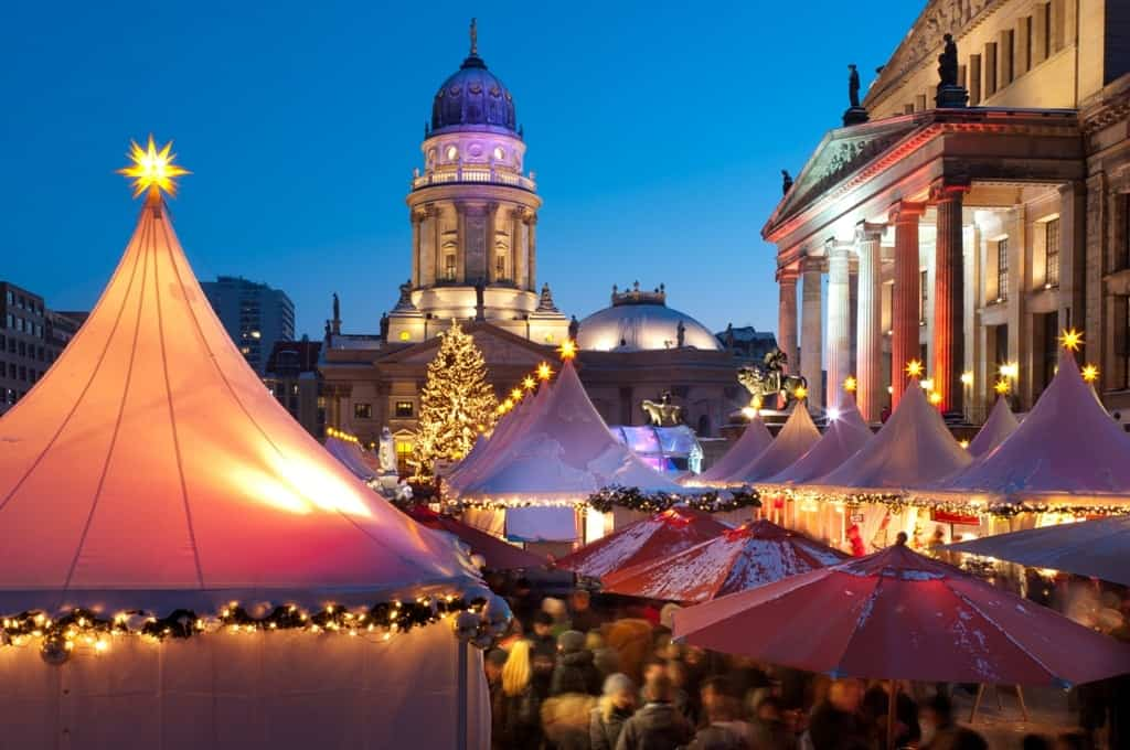 Christmas market in Berlin -The best Christmas Markets in Germany