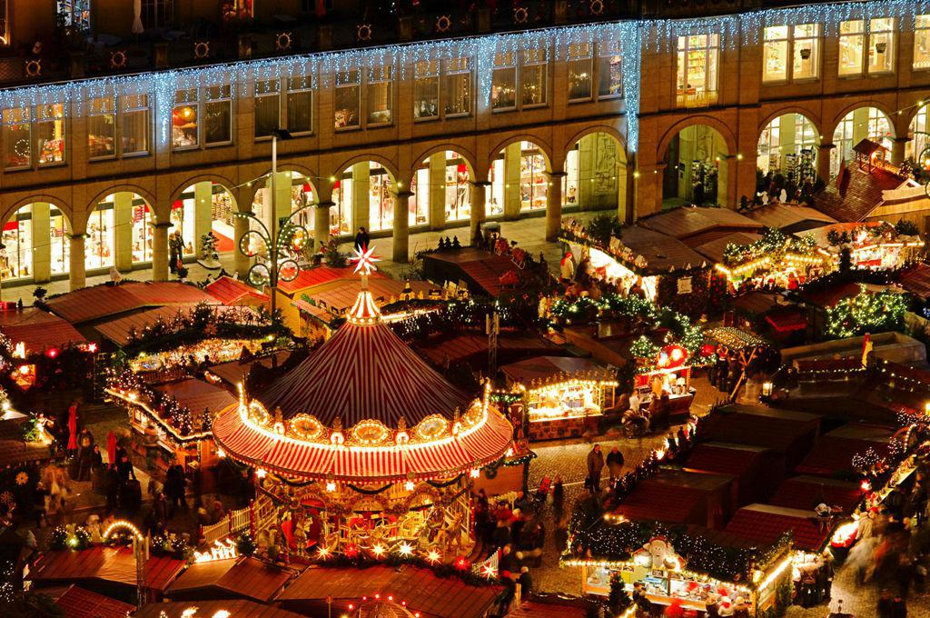 Dresden -The best Christmas Markets in Germany