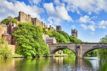 Durham -day trips from Newcastle