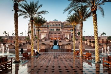 Emirates Palace - Where to Stay In Abu Dhabi the best hotels for every budget