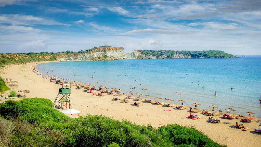 Gerakas beach -The best Zante beaches