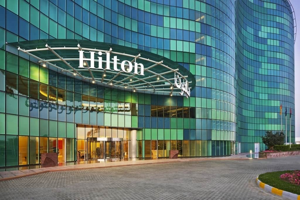 Hilton Capital Grand Where to Stay In Abu Dhabi the best hotels for every budget
