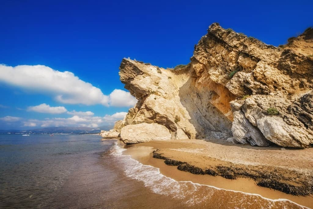 Kalamaki beach - The best Zante beaches