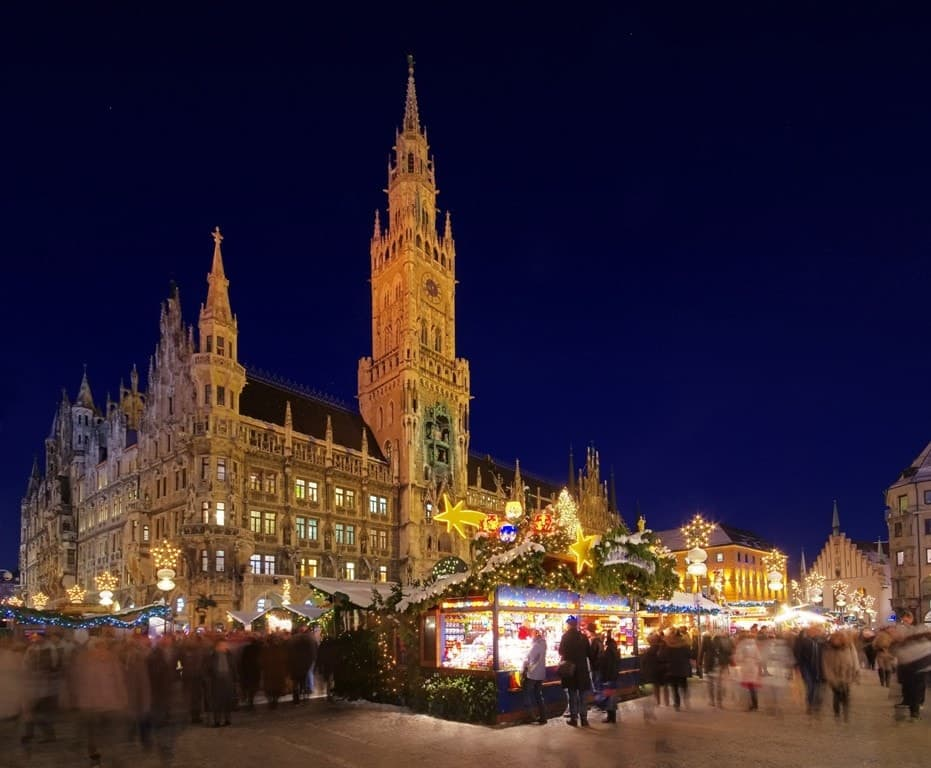 Munich christmas market -The best Christmas Markets in Germany