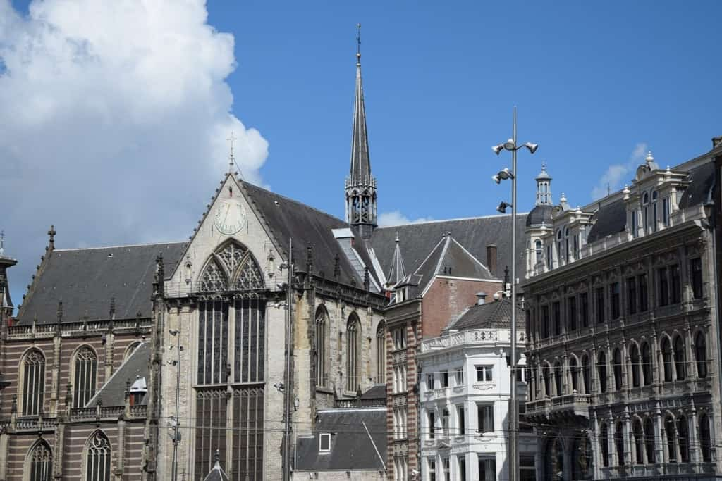 Nieuwe Kerk - 5 days in Amsterdam: a guide for first-time visitors