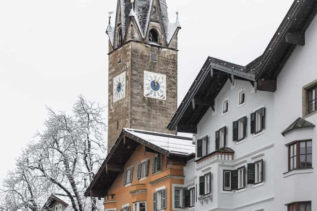 Kitzbuhel -Christmas Markets in Austria