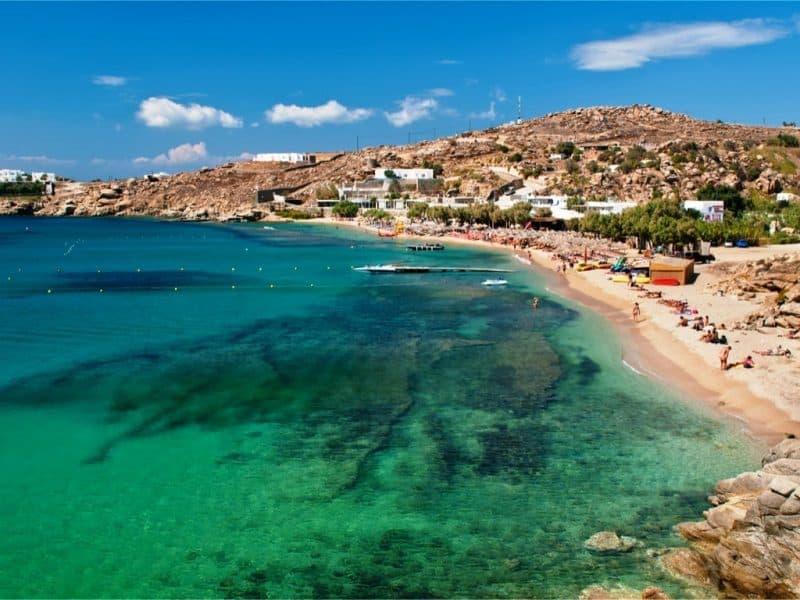 Paradise beach The best Mykonos beaches