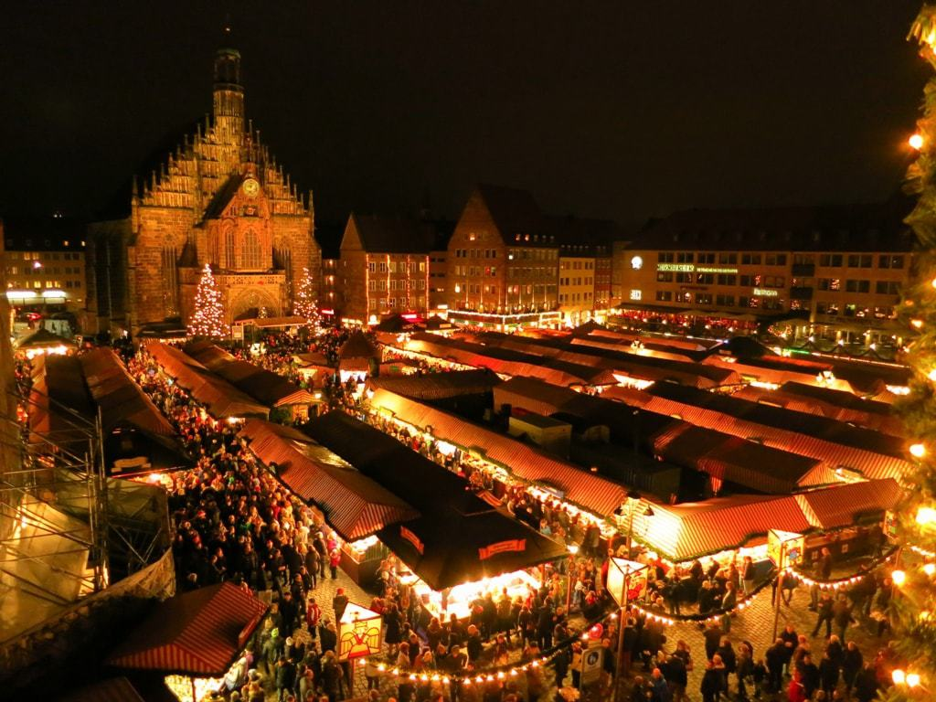 Nuremberg -The best Christmas Markets in Germany