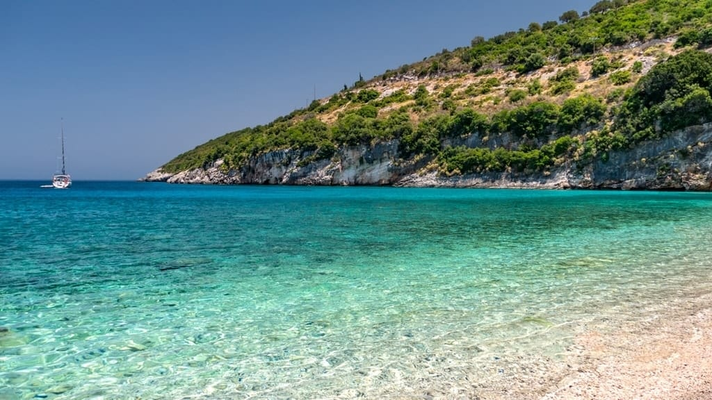 Makris Gialos beach -The best Zante beaches