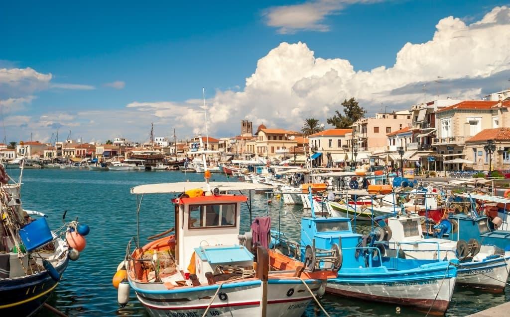 Aegina - The best islands near Athens