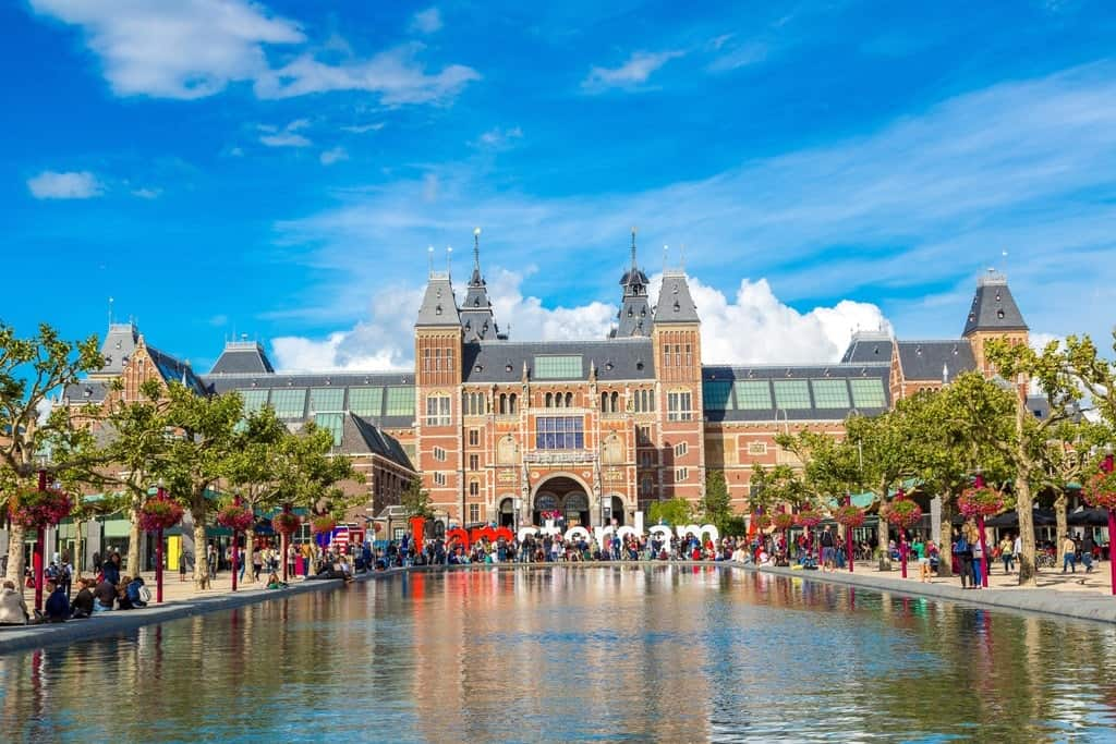 Rijksmuseum Amsterdam -5 days in Amsterdam: a guide for first-time visitors