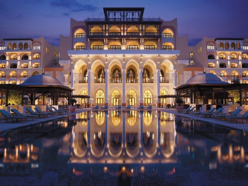 Shangri-La Hotel Qaryat Al Beri -Where to Stay In Abu Dhabi the best hotels for every budget