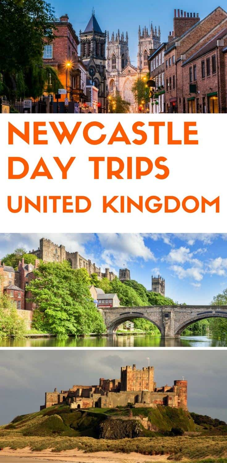 The best day trips from Newcastle upon Tyne, Uk, Greta excursions from Newcastle upon Tyne