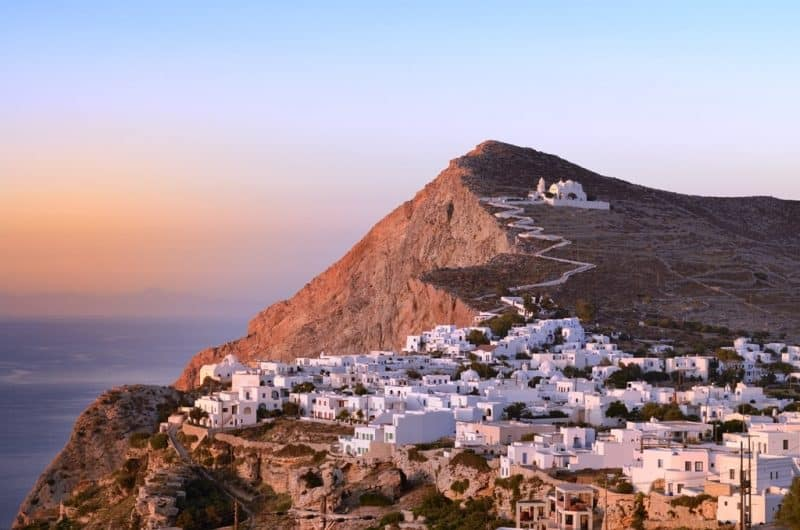 Best Greek Islands for Couples