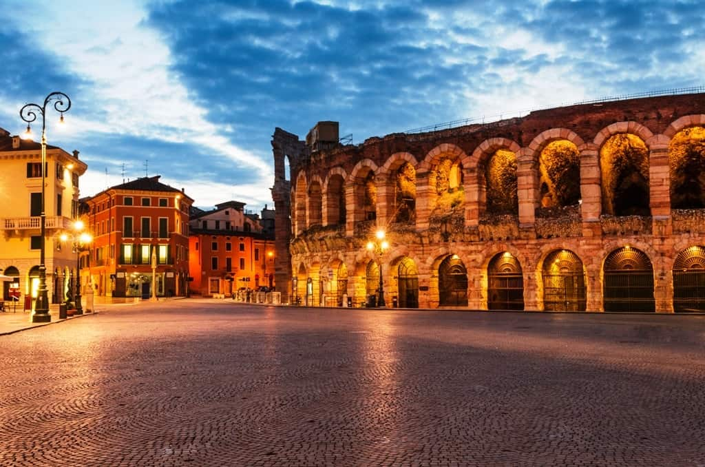 Roman Arena -Things to do in Verona in one day