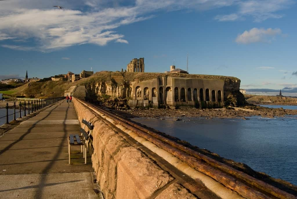 Tynemouth - day trips from Newcastle