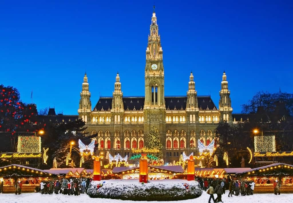 Christmas In Austria.The Best Christmas Markets In Austria Travelpassionate Com