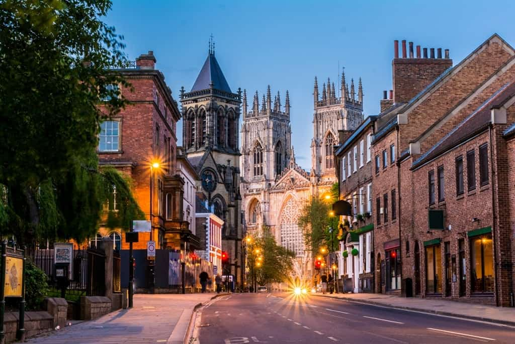 York - day trips from Newcastle