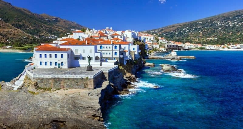 The best islands near Athens