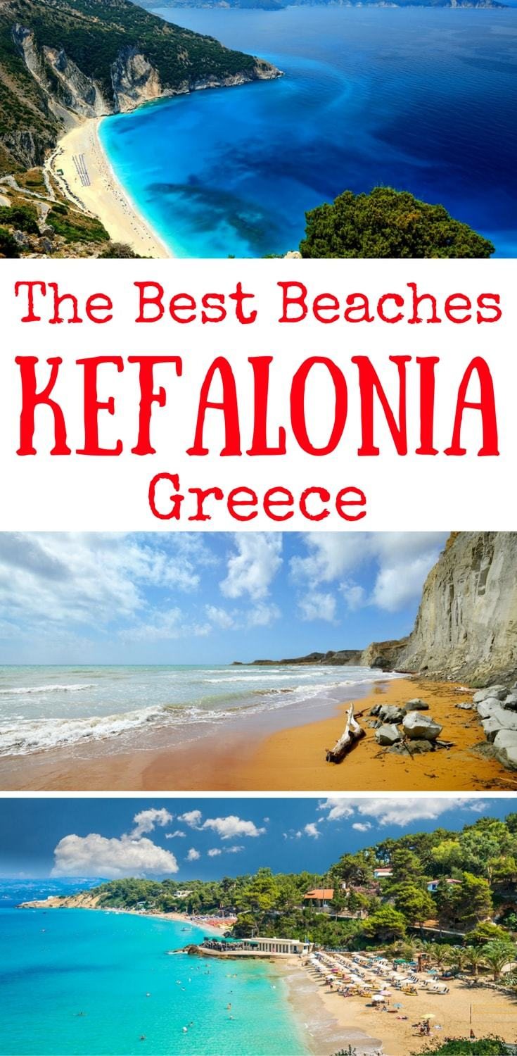 best beaches in kefalonia greece - Kefalonia beaches