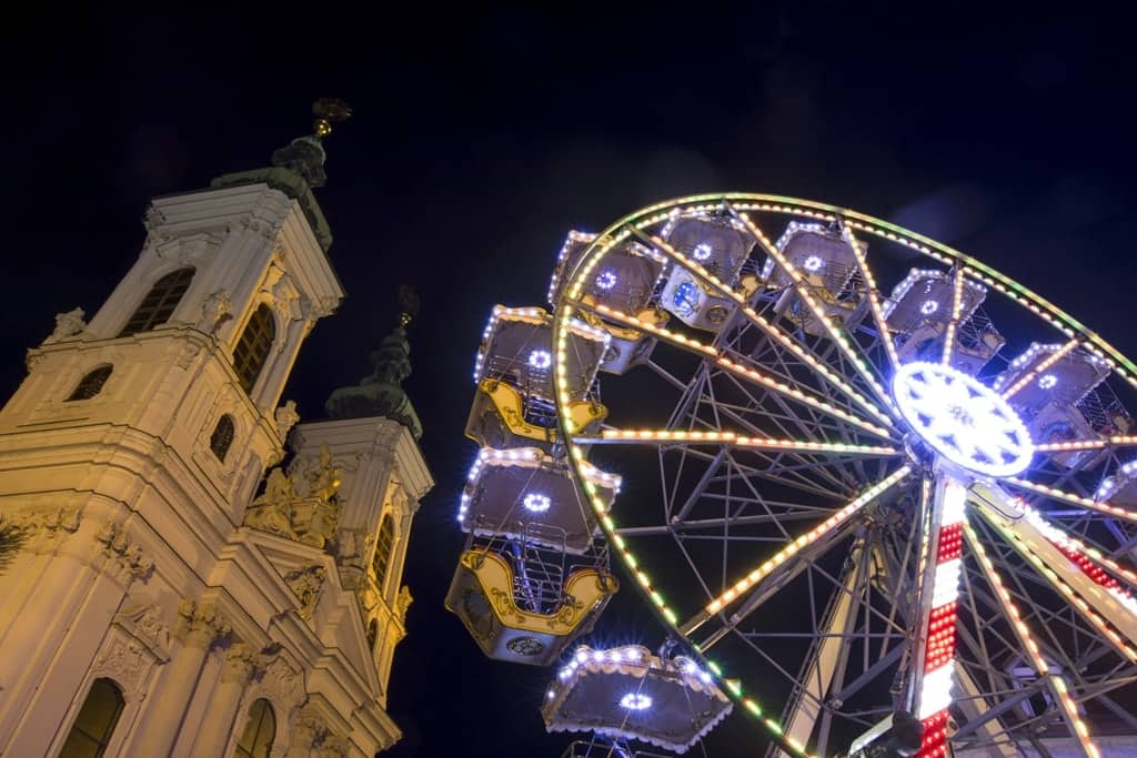 Graz -Christmas Markets in Austria