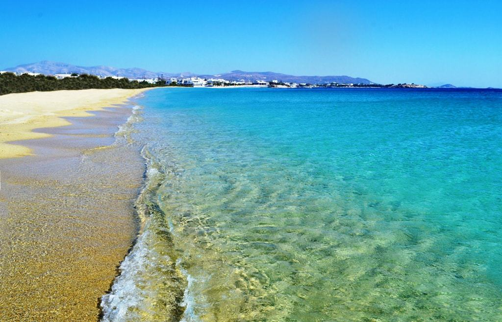 The Best Naxos Beaches