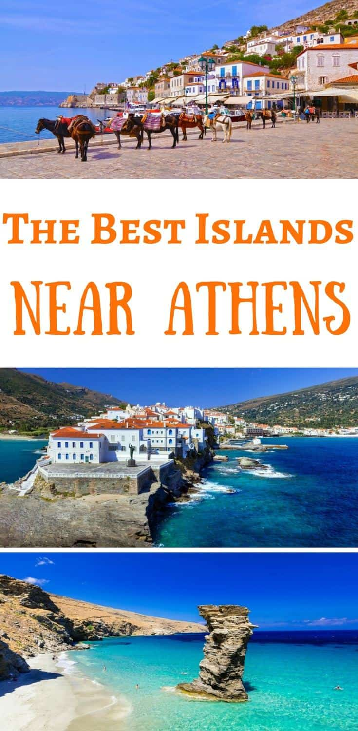 the best islands near Athens- - islands close to Athens