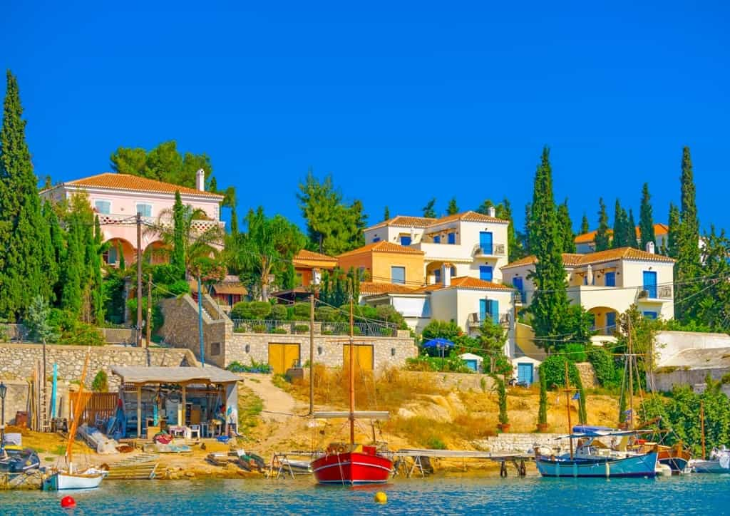 Spetses The best islands near Athens