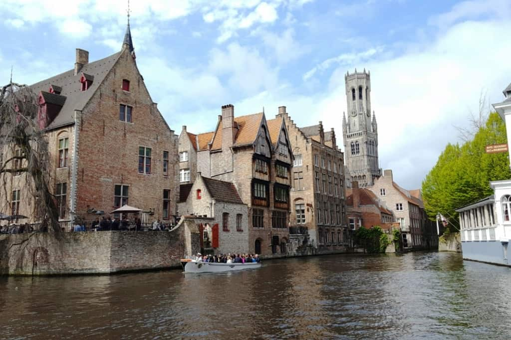 Bruges -The best day trips from Amsterdam