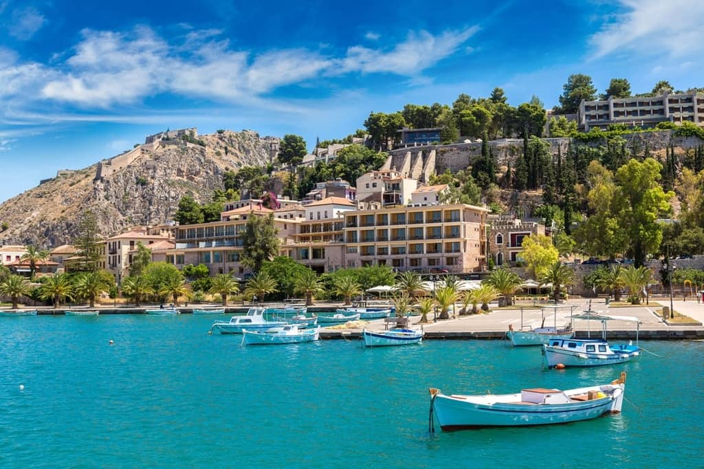 day trip from Athens - Nafplio