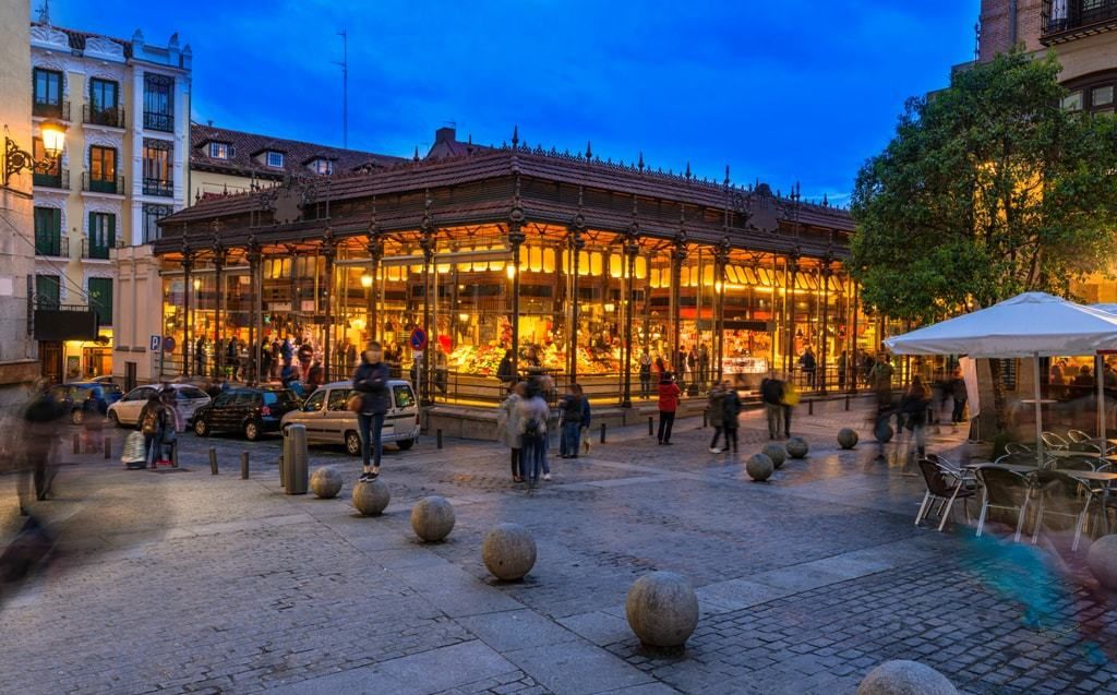 Mercado San Miguel- 3 days in Madrid what to do and see