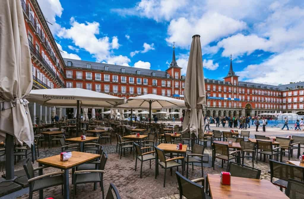 3 days inPlaza Mayor- Madrid what to do and see