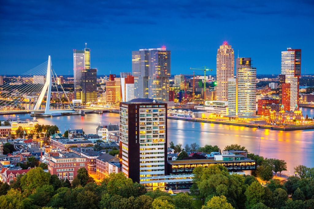 Rotterdam -The best day trips from Amsterdam