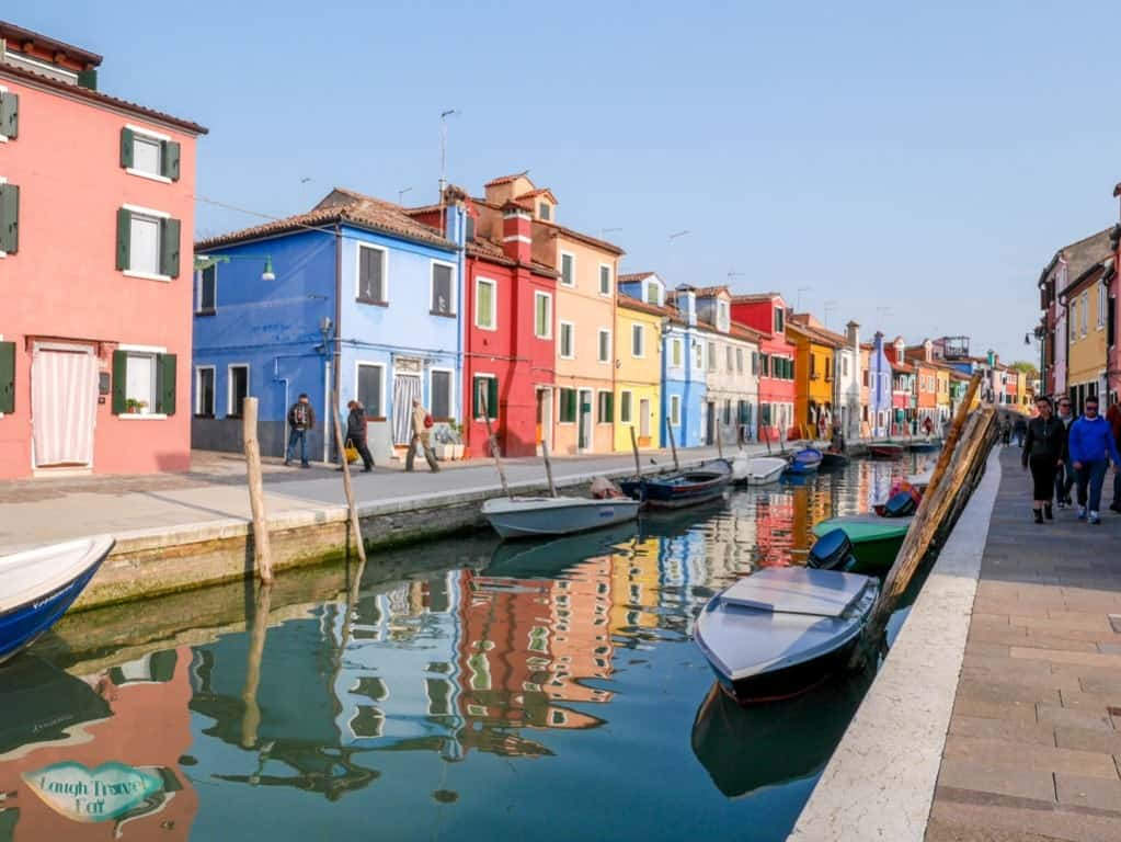 Murano, Burano, Torcello -The best day trips from Venice