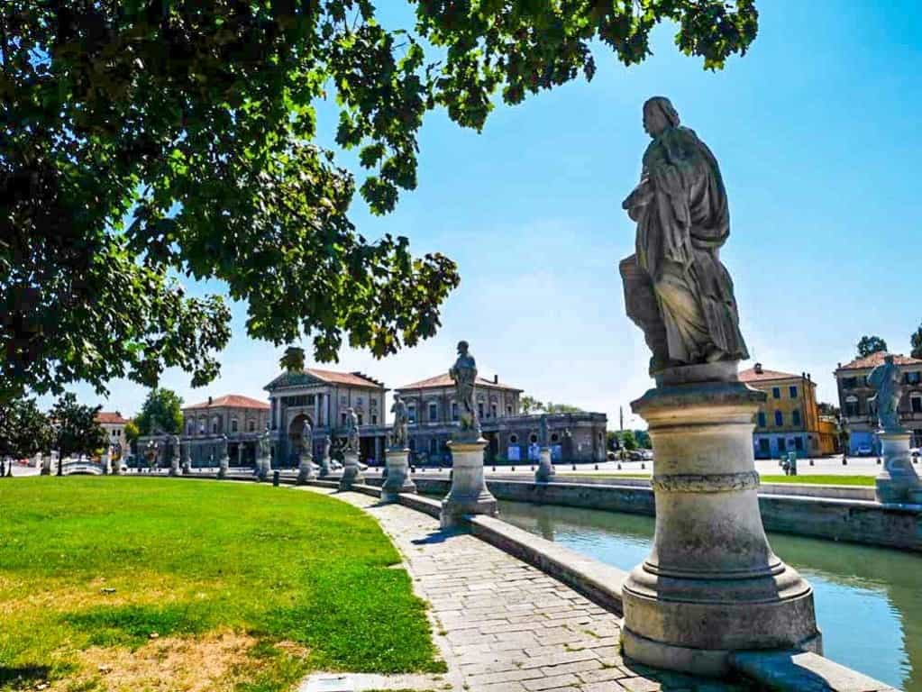 Padua- The best day trips from Venice
