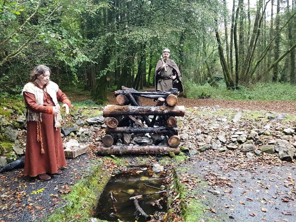 Craggaunowen Prehistoric Park -Things to do in Shannon, Ireland