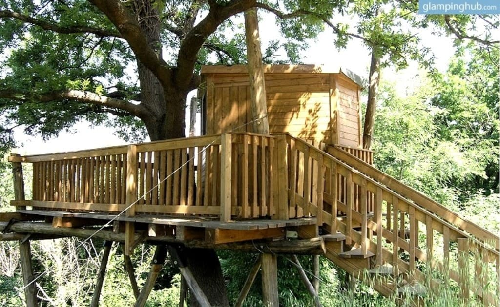 Montescudadio -Glamping in Italy
