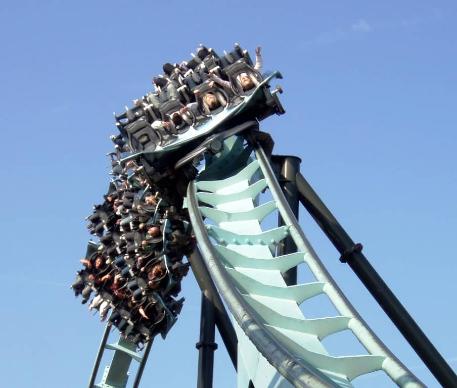 Alton Towers -The best day trips from Birmingham
