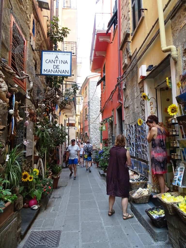 Corniglia -Cinque Terre in a day