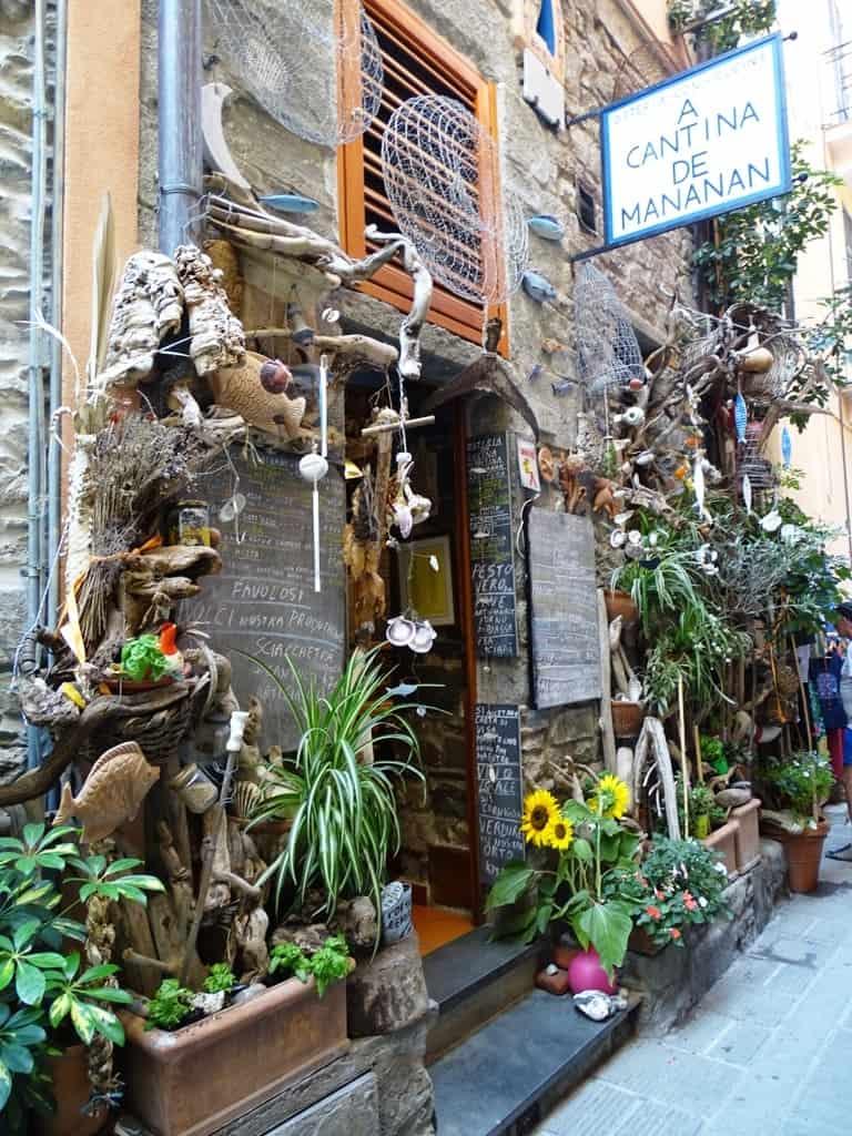 Corniglia - Cinque Terre in a day